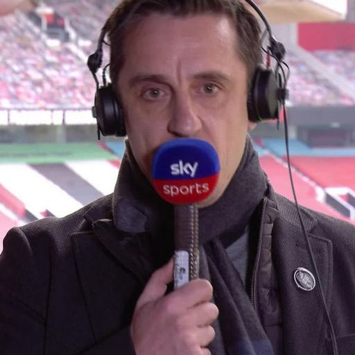 Gary Neville calls for points deduction for clubs over European super league plans