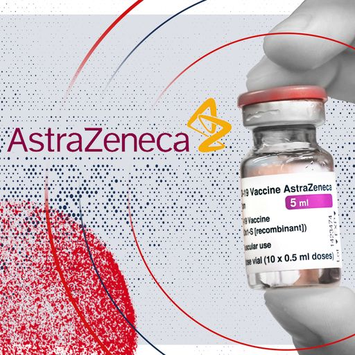 What's the AstraZeneca blood clot risk and how does it compare to other medicines