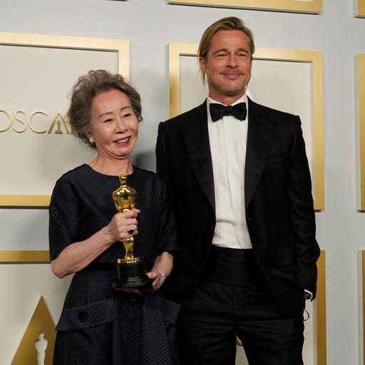 Twerking, big British wins and meeting Brad Pitt: Our Oscars highlights