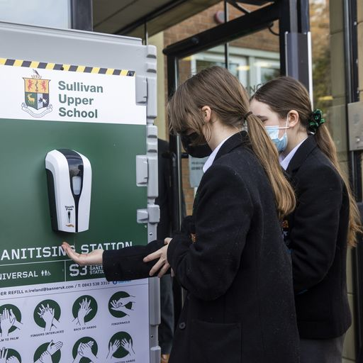 Government left schools with no plan for disruption to education caused by pandemic, says report