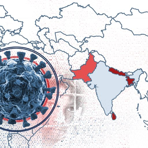 Is India's coronavirus crisis spilling into neighbouring countries?