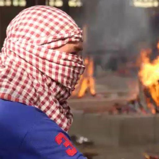 India crematoriums 'underreporting bodies'