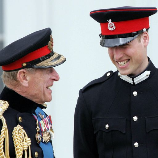 What will happen and when at the Duke of Edinburgh's funeral