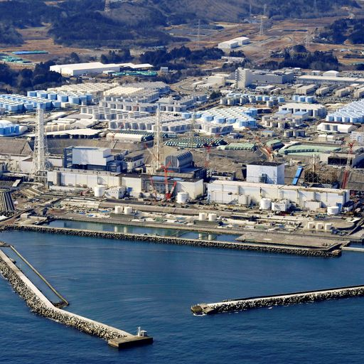 Japan to release more than one million tonnes of radioactive water into sea