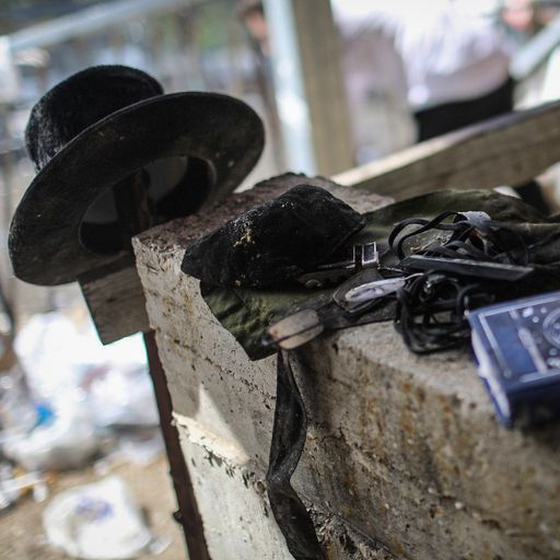 How the deadly Israel stampede unfolded