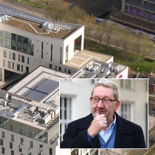 McCluskey faces calls for inquiry over £98m spend on hotel and conference centre