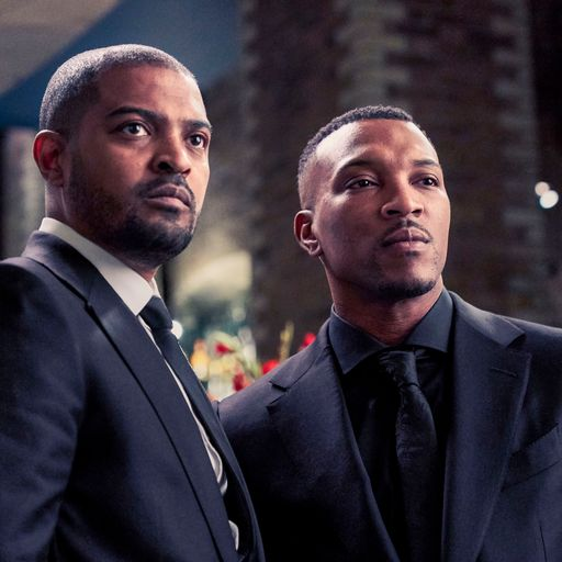 Co-star Ashley Walters 'deeply saddened' by harassment claims