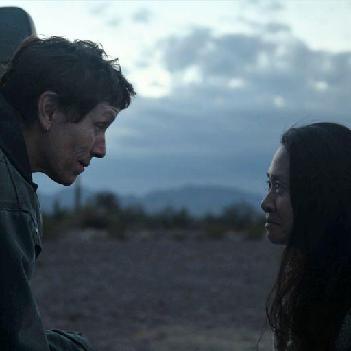The story behind Chloe Zhao and Frances McDormand's triple Oscar winner