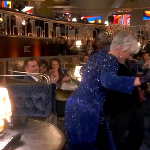 Twerking, British wins and Brad Pitt - the talking points from this year's Oscars