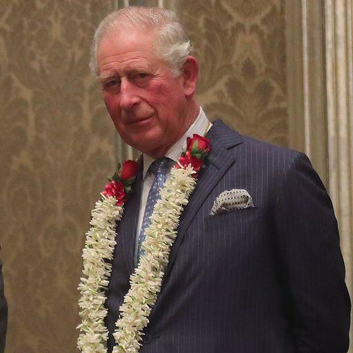 Prince Charles 'saddened' by India coronavirus crisis
