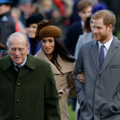 Prince Philip was 'a legend of banter' - read Harry's tribute in full here