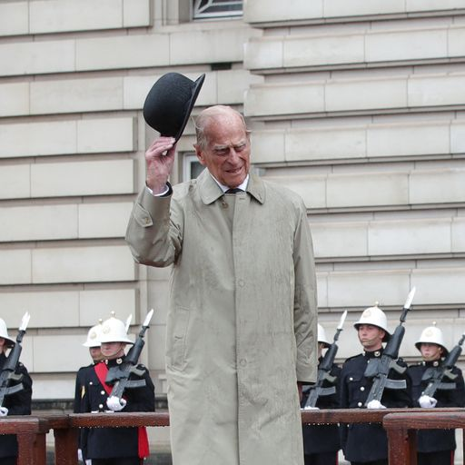 Queen described loss of Duke of Edinburgh as a 'huge void in her life', says Prince Andrew