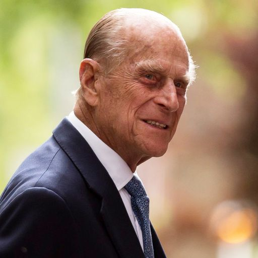 Prince Philip's will to be kept a secret to protect Queen's 'dignity', High Court rules