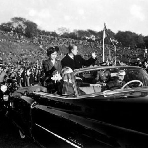 In Pictures: 73 years as consort and 22,000 engagements