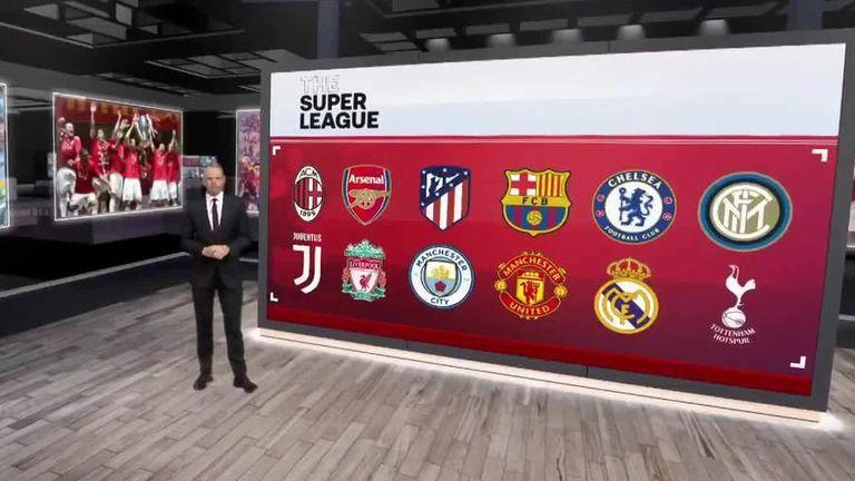 رئيس الدوري الأوروبي: نفعل هذا لإنقاذ كرة القدم   اخبار العالم