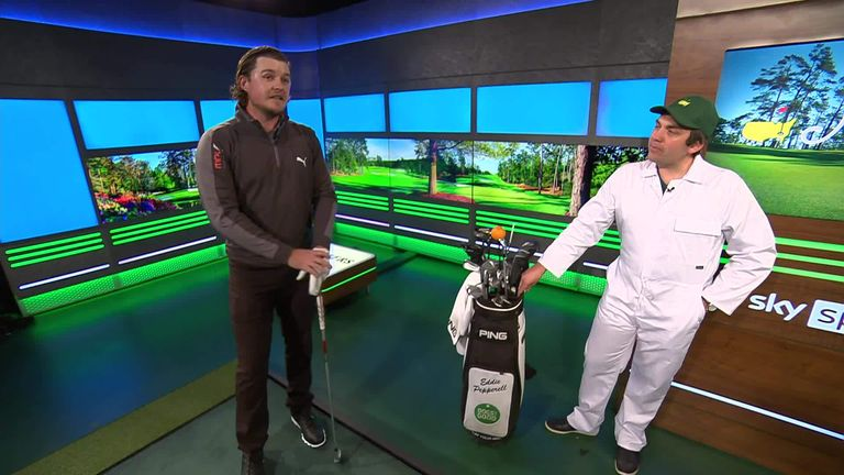 The Masters: Eddie Pepperell takes on Augusta National's iconic Amen Corner holes at Shot Center    Golf news