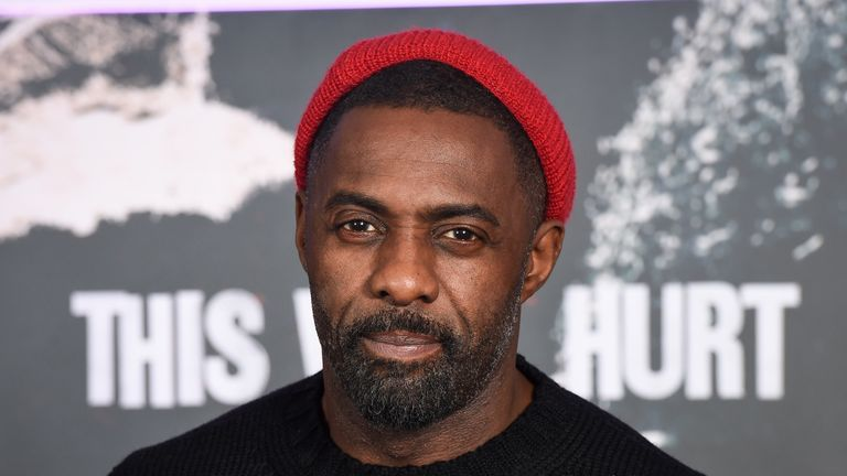 Idris Elba during a photo call for Luther series 5, at the Courthouse Hotel in Shoreditch, London. PRESS ASSOCIATION Photo. Picture date: Tuesday December 11th, 2018. Photo credit should read: Matt Crossick/PA Wire