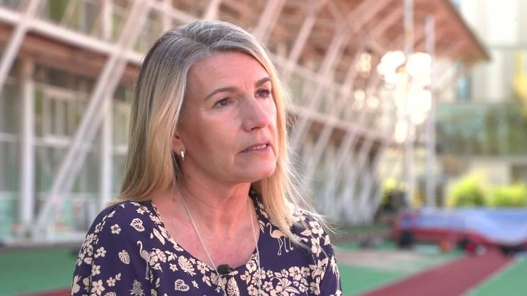 UK Athletics chief executive Joanna Coates believes one of the reasons for a lack of diversity in senior sports roles is due to the fact sportsmen 'get more air time' than female counterparts