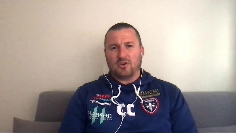 LISTEN: Wakefield Trinity Head Coach Chris Chester Reveals Coaching Handbook Abuse Online |  Rugby League News