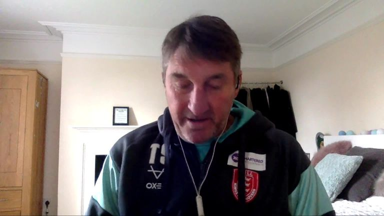 Tony Smith recalls being in hospital listening to the doctor who operated on Mose Masoe's spinal injury explaining the process he went through.