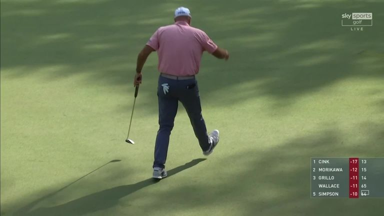 The best of the action from the third round of the PGA Tour's RBC Heritage at Harbour Town Golf Links