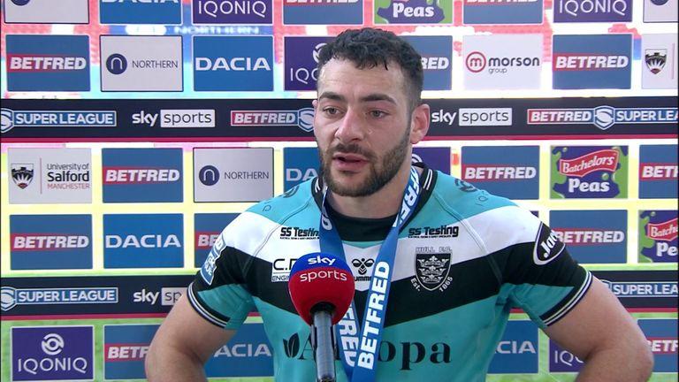 Jake Connor: Brett Hodgson backs Hull FC full-back for England call |  Rugby League News