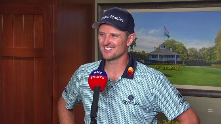 The Masters: Why Justin Rose has to start the weekend well to stay ahead at Augusta National |  Golf news