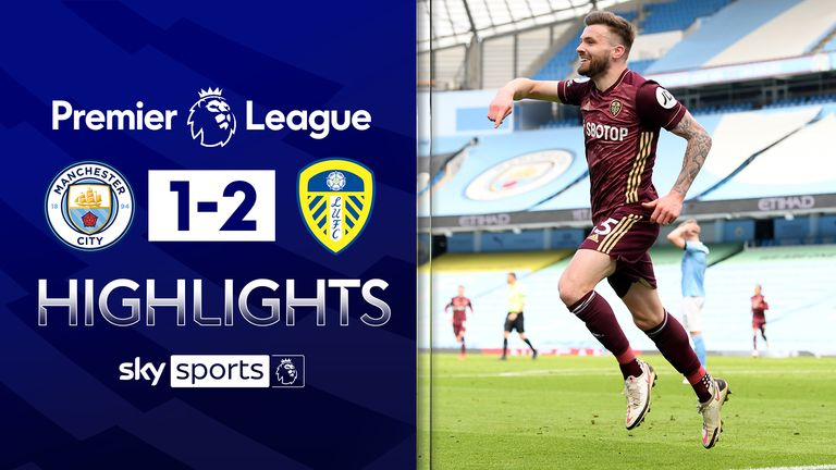 FREE TO WATCH: Highlights from Leeds United's win against Manchester City
