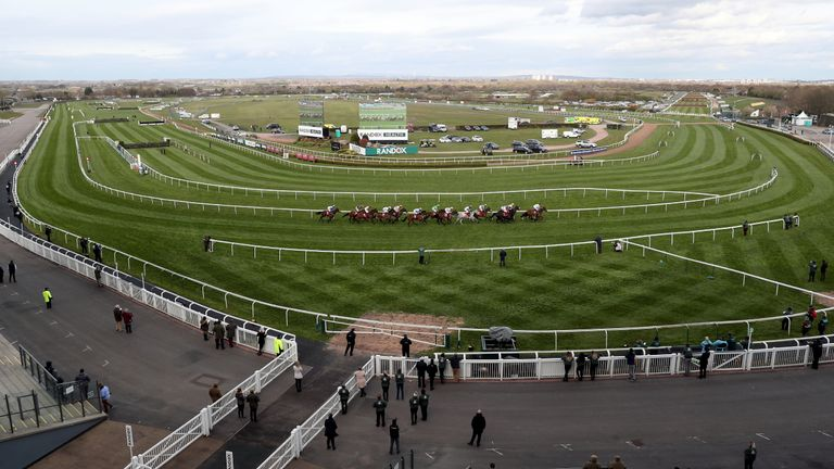The Grand National is back this year - but without the crowds