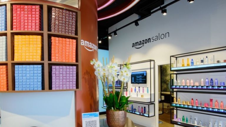 Currently only Amazon staff can take part in pre-opening trials. Pic: Amazon