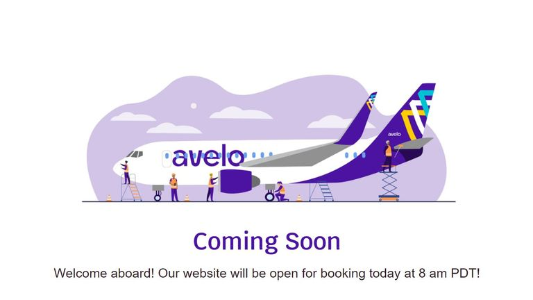 New US airline Avelo