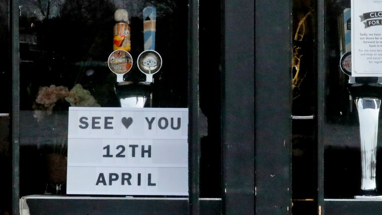 Virus Outbreak Britain