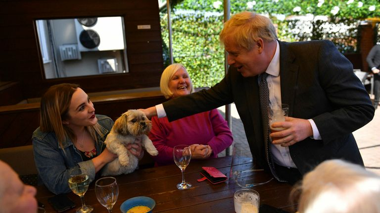 Britain Politics