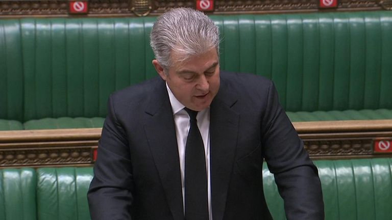 Brandon Lewis MP