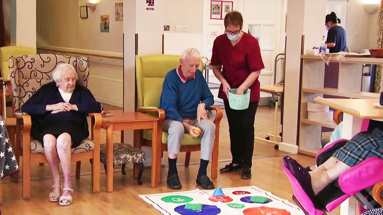 Workers in care homes could face mandatory COVID-19 vaccinations