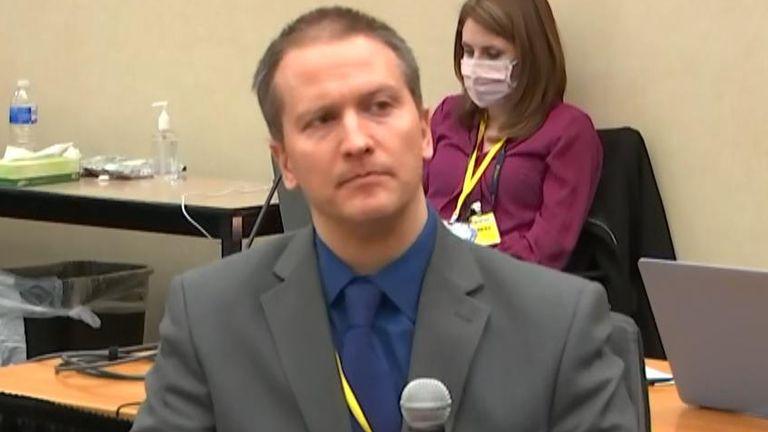 Derek Chauvin refuses to testify at trial
