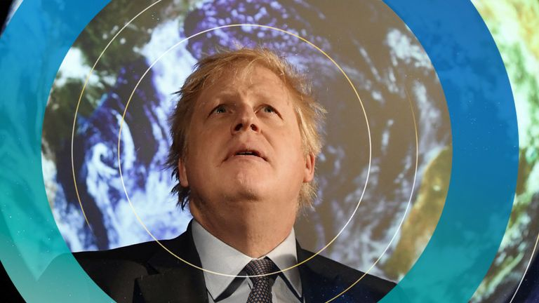 Boris Johnson on COP26