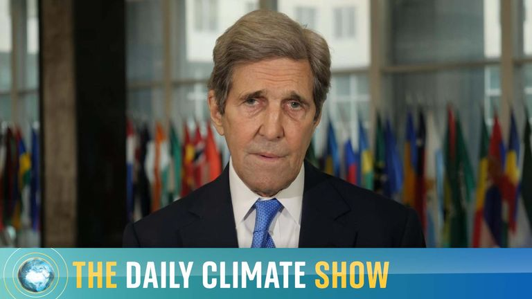 The Daily Climate Show