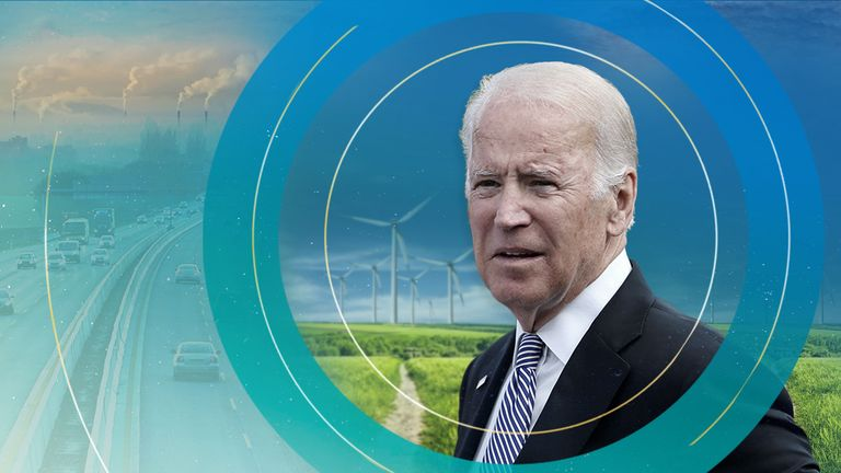 Joe Biden is on a mission to make America greener. But he will have to change the way Americans looks at their vehicles.