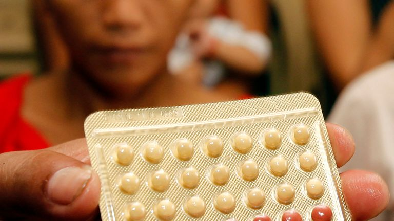 Among its roles, the organisation helps provide access to modern contraceptives to millions of women