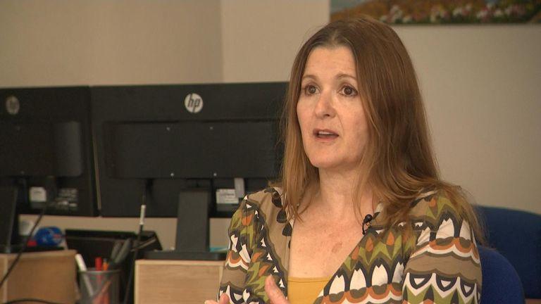 Deborah Plowright, from CAM Residential Lettings in Hayle.