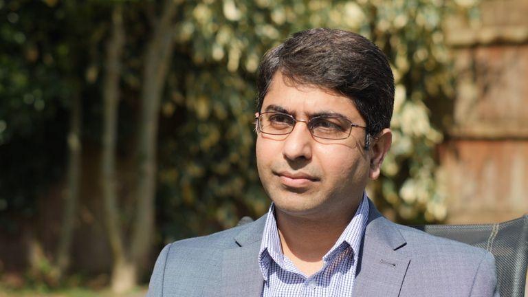 Dr Samir Shah