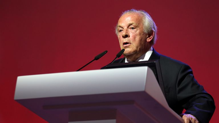 """The outgoing PGA chief executive has said that the PFA has not """"fallen asleep at the wheel"""""""