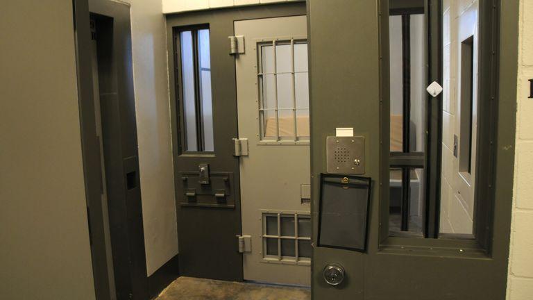 Bilde: Minnesota Corrections Department