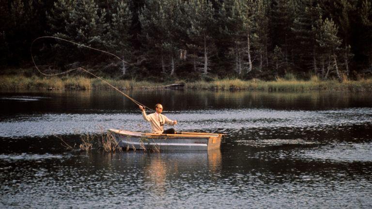 دوک ادینبورگ در بالمورال.  عکس: انور حسین