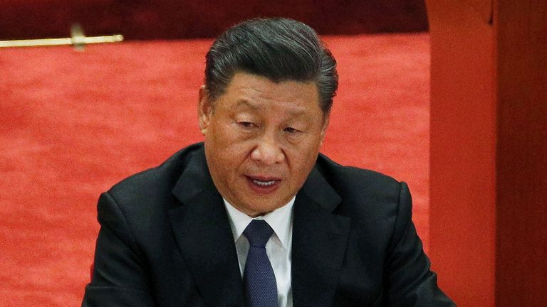 Chinese President Xi Jinping has made a late decision to join the summit Pic: AP
