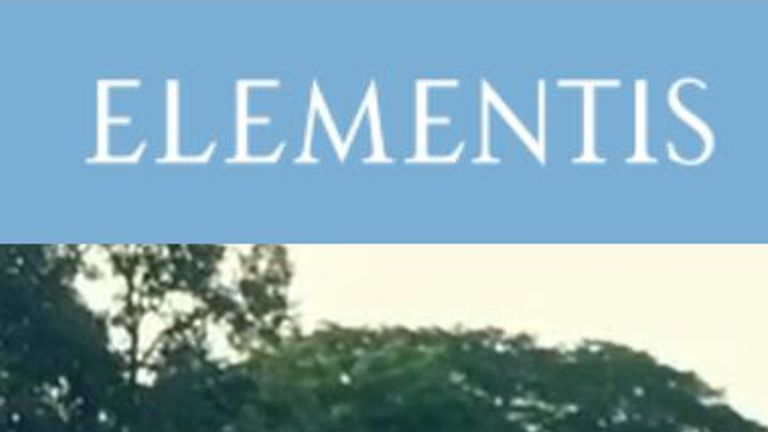 Screengrab from Elementis website 19/4/21