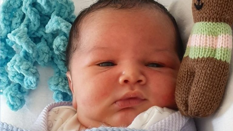 West Midlands police are urgently looking for the mother of a newborn baby left in a Birmingham Park the day before St George's Day. Pic: West Midlands Police