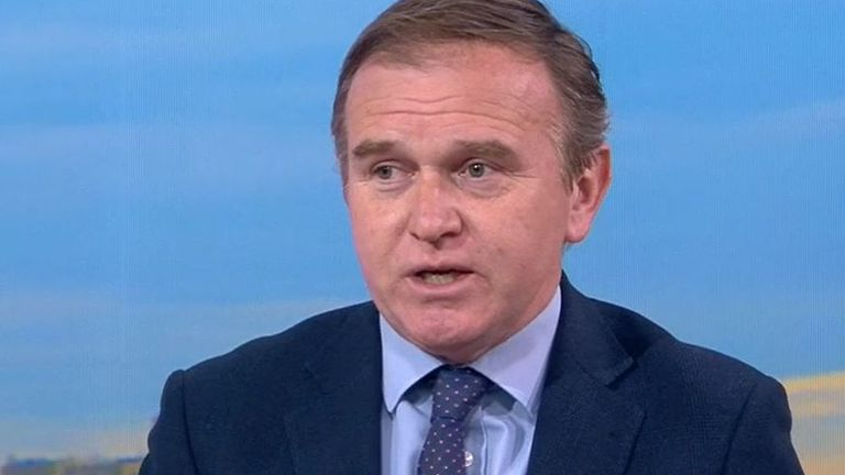 George Eustice confident that system in place for handling lobbying is 'pretty good'