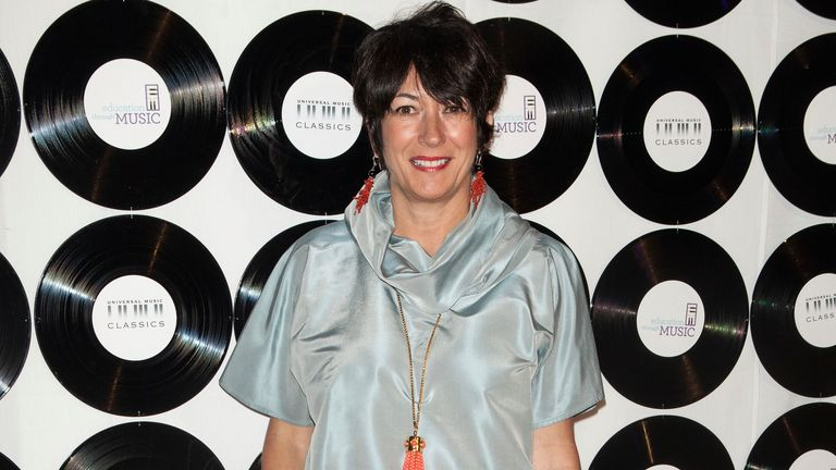 Ghislaine Maxwell has denied the charges against her. Pic: Corredor99/MediaPunch /IPX via AP